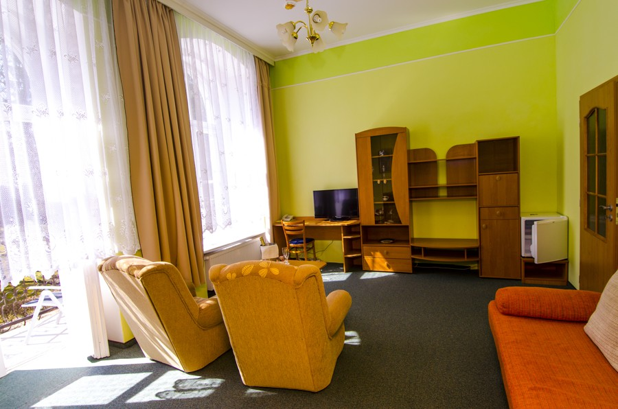Appartment in Franzensbad, Apartment in Frantiskovy Lazne, Zimmer